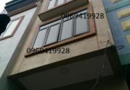 Nhà ngõ 63 Đại Mỗ, 4 tầng, 36m2, 4PN, đường ô tô đi 1 nhà, 2.2 tỷ - 0969419928