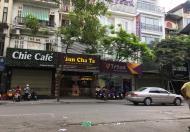 Bán nhà 5 tầng mặt phố Thanh Nhàn, 25m2, mặt 5m, Hai Bà Trưng, 7,5 tỷ, LH 0906253624