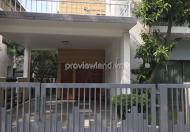 Chủ nhà cần tiền bán gấp Villa Riviera Quận 2 có diện tích 289m2 1 trệt 2 lầu 4 phòng