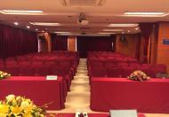 Cho thuê phòng hội trường, hội thảo tại Lê Trọng Tấn