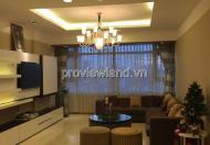 Cho thuê CHCC Saigon Pearl 3 phòng ngủ diện tích 141m2 view đẹp