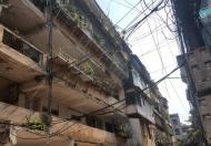 Cho thuê căn hộ tập thể tầng 3, khu D, Trung Tự, 72m2,2PN, 5.5 triệu/tháng