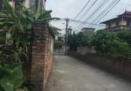 Chỉ với 1.1 tỷ có ngay lô đất tại phường Cự Khối – Long Biên.