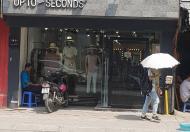 Cho thuê cửa hàng mặt phố Thái Hà, 70m2, 1 tầng, mặt tiền 7m, 70tr/ tháng