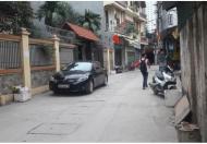 Cần thanh khoản gấp mảnh đất Mễ Trì Hạ, 42 m2, mt 4.1 m, cách ô tô đỗ 10m.