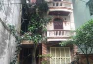 Cho thuê nhà riêng mặt ngõ Chùa Bộc - Tôn Thất Tùng. - DT đất 165 m2, DTXD 80 m2 x 4.5 tầng,
