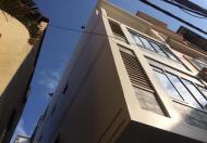 Bán nhà phố Bằng A, Hoàng Mai, 38m2, 4 tầng, 2 mặt thoáng, ngõ thông
