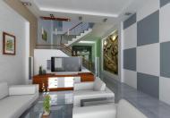 Kinh doanh, ô tô vào nhà, Nguyễn An Ninh, 55m2 x 5 tầng, giá 5 tỷ.