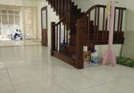 Cho thuê nhà riêng mặt ngõ VIP Thái Hà. - DT 70m2 x 5 tầng,