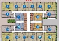 Mở bán căn hộ 04 tầng 5 , 58m2 , 2 loga, nội thất đầy đủ ,giả chỉ 1,4 tỉ đồng