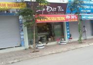 Cho thuê kiot 30m2 tại Linh Đàm, giá 8 triệu/ tháng