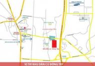 Bán đất nền dự án thị xã Phổ Yên Samsung, Thái Nguyên, DT: 100 m2, LH 0963265561