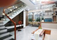 Bán nhà riêng quận 7 MT 20m đường Phạm Hữu Lầu Q7, DT 5x18m, 3 lầu, ST. Giá 7.75 tỷ