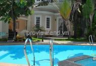 Bán biệt thự nằm trong khu Compound Thảo Điền 352m2 1 trệt 2 lầu 4pn hồ bơi