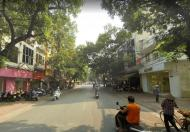 Cần bán nhà mặt phố Ngô Thì Nhậm, DT 90.1m2, 6 tầng, thang máy, MT 4m, giá 40 tỷ
