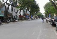 Mặt phố Quang Trung 45m2, 5 tầng, mt 4m, giá 23 tỷ, lô góc, kinh doanh, cho thuê văn phòng
