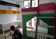 Cho thuê căn hộ chung cư ở Trung Kính, 85.5m2, 2 phòng ngủ. 01684084032