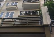 Cho thuê nhà riêng Nguyễn Thị Định, Cầu Giấy. 80m2* 5 tầng. Giá 25 triệu