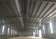 Cho thuê kho xưởng tại KCN Nguyên Khê, Đông Anh, Hà Nội (chính chủ)