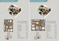 Bán căn hộ góc 3PN, giá 1,7 tỷ tại Hồng Hà Eco City, Tứ Hiệp, Thanh Trì