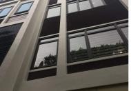 Bán nhà 8 tầng, thang máy phố Hàng Bún, Nguyễn Khắc Nhu, quận Ba Đình, 40m2