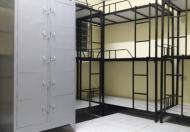Phòng giường tầng KTX cho thuê 25 đường Nguyễn Thái Bình, Tân Bình