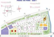 Bán đất nền dự án tại Khu dân cư Kim Sơn - Quận 7 Giá: 85Triệu/m². LH 0966.222.151(Hương)