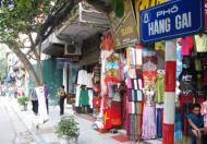 Duy nhất mặt phố Hàng Gai, Hoàn Kiếm, 50m2, 4 tầng, mặt tiền 4.5m, chỉ 38tỷ.
