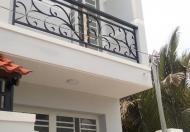 Nhà SHR, 1 trệt 1 lầu, Lê Văn Lương, HXH, DT: 3,3x17m