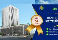 Bán căn hộ chung cư tại đường Trường Chinh, Thanh Xuân, Hà Nội diện tích 106m2, giá 34 tr/m2