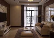 Cho thuê căn hộ tòa nhà Golden Land 275 Nguyễn Trãi, 126m2, giá 12 tr/th