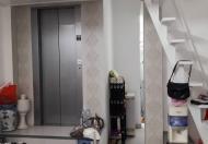 Bán nhà Phân lô Vạn Phúc Ba Đình 46m 6T 12 tỷ thang máy ôtô tránh