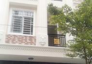 Nhà mới 1 trệt 1 lầu, Lê Văn Lương, đường 12m