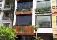 Cho thuê nhà đẹp mặt phố Thái Hà 60m2, 4 tầng, mặt tiền 4.5m 70tr/ tháng