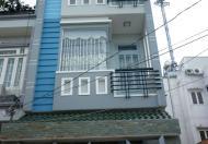 Nhà liên khu 4-5, chợ bình thành nhà 1 trệt 3 lầu đường 8m