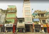 Mặt phố sầm uất, vừa tiền, phố Tôn Đức Thắng, Đống Đa, 40mx2T, giá 11,5 tỷ