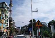 Bán gấp nhà mặt phố Vân Hồ 2, Hai Bà Trưng, Hà Nội DT 50m2, 7 tầng, MT 5.3m, giá 24 tỷ