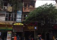 Bán nhà mặt phố Mã Mây, Hoàn Kiếm, Hà Nội. dt 97m2 x 3T, gía 48 tỷ.