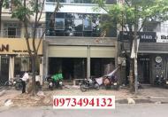 Cho thuê nhà phố Phạm Ngọc Thạch 60m2, 3 tầng, mặt tiền 5m, giá 45tr/tháng