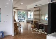 Cho thuê nhà phố Bà Triệu, 60m2, 3 tầng, mặt tiền 5m, giá: 45tr/tháng