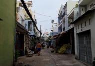 Bán nhà hẻm 1 sẹc đường Đất Mới, DT: 4x14m, Q. Bình Tân