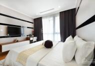 Cho thuê chung cư 173 Xuân Thủy căn hộ diện tích 109m2, gồm 3 PN, đủ đồ, 13 tr/tháng