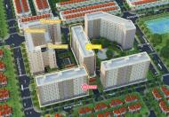 Căn hộ tại trung tâm Quận Bình Tân DT: 52m2 giá 1,1 tỷ