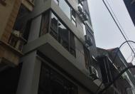 Bán nhà lô góc, nở hậu, KD, ô tô tránh ngõ 376, Đường Bưởi, 86m2, MT: 6.4m, 14 tỷ(TL)
