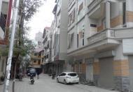 Cho thuê nhà mặt ngõ ôtô phố Đào Tấn - Ba Đình. -