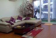 Cho thuê căn hộ CC Mipec, 299 Tây Sơn, 2PN, full nội thất Châu Âu sang trọng