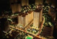 Cho thuê gấp căn hộ chung cư 250 Minh Khai làm văn phòng, 3 ngủ, căn góc LH 0912606172