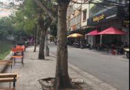 Bán nhà mặt phố Chùa Láng 55m2, 5 tầng, MT 12m, giá 18 tỷ, lô góc, kinh doanh 24/7