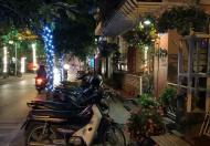 Bán nhà Mặt phố Nguyễn Đình Thi 50m2, mt 6m, một mặt phố một mặt ngõ 22 tỷ.