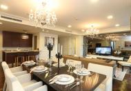 Cho thuê chung cư cao cấp Royal City căn hộ 2 phòng ngủ full ánh sáng, 130m2